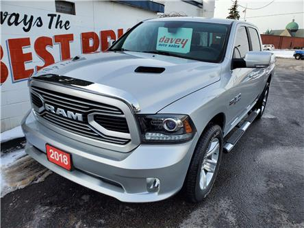 2018 RAM 1500 Sport (Stk: 19-269) in Oshawa - Image 1 of 15