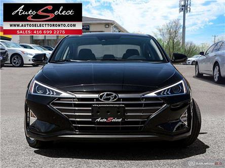 2019 Hyundai Elantra Preferred w/Sun & Safety Package (Stk: 196B213) in Scarborough - Image 2 of 29