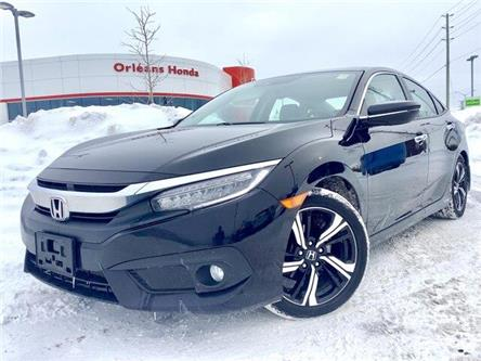 2017 Honda Civic Touring (Stk: 200166A) in Orléans - Image 1 of 24