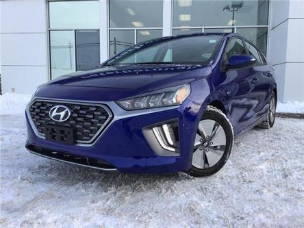 2020 Hyundai Ioniq Hybrid Preferred (Stk: H12382) in Peterborough - Image 2 of 22