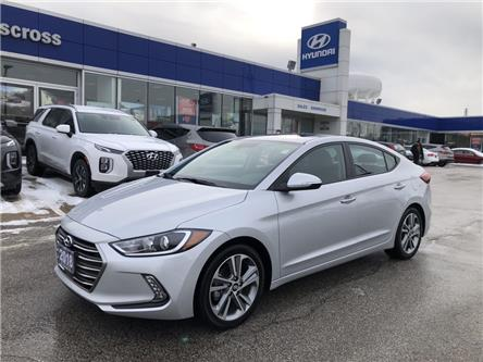 2018 Hyundai Elantra GLS (Stk: 29218A) in Scarborough - Image 1 of 18