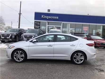 2018 Hyundai Elantra GLS (Stk: 29218A) in Scarborough - Image 2 of 18