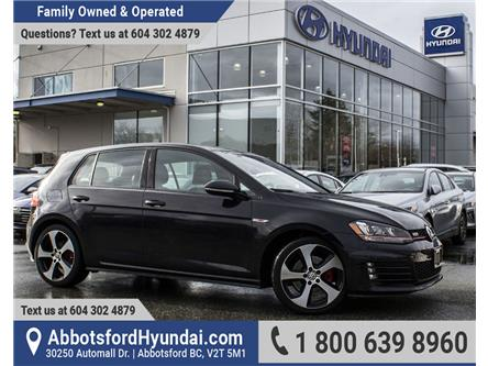 2015 Volkswagen Golf GTI 5-Door Autobahn (Stk: AH9009) in Abbotsford - Image 1 of 27