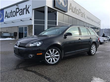 2014 Volkswagen Golf 2.0 TDI Highline (Stk: 14-09239MB) in Barrie - Image 1 of 24