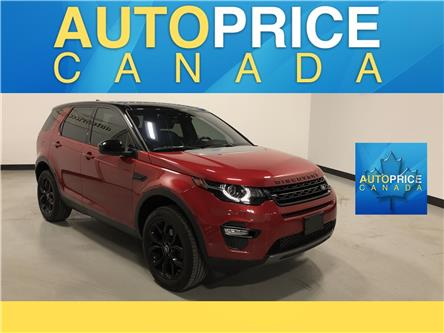 2017 Land Rover Discovery Sport HSE (Stk: W0841) in Mississauga - Image 1 of 30
