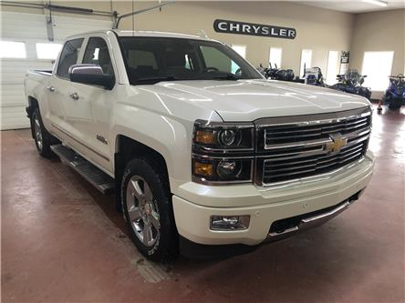 2015 Chevrolet Silverado 1500 High Country (Stk: N20-4A) in Nipawin - Image 1 of 21