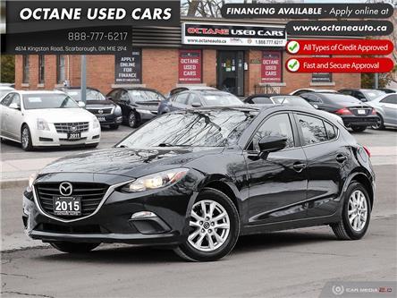 2015 Mazda Mazda3 Sport GS (Stk: ) in Scarborough - Image 1 of 26