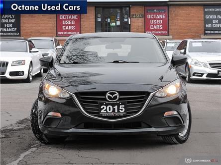 2015 Mazda Mazda3 Sport GS (Stk: ) in Scarborough - Image 2 of 26