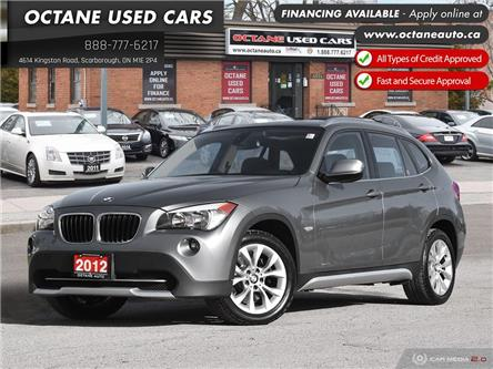 2012 BMW X1 xDrive28i (Stk: ) in Scarborough - Image 1 of 27