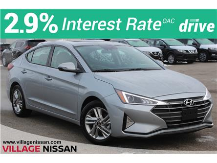 2020 Hyundai Elantra Preferred (Stk: P2965R) in Unionville - Image 1 of 27