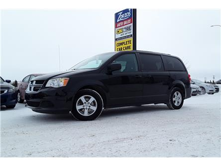 2012 Dodge Grand Caravan SE/SXT (Stk: P637) in Brandon - Image 1 of 25
