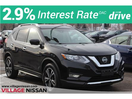 2019 Nissan Rogue SV (Stk: P2970R) in Unionville - Image 1 of 12