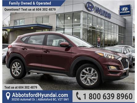 2019 Hyundai Tucson Preferred (Stk: AH9011) in Abbotsford - Image 1 of 24