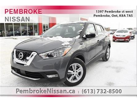 2020 Nissan Kicks S (Stk: 20070) in Pembroke - Image 1 of 22