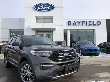 2020 Ford Explorer XLT (Stk: EX20075) in Barrie - Image 1 of 17