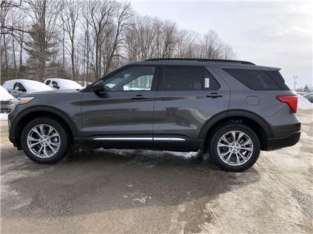 2020 Ford Explorer XLT (Stk: EX20075) in Barrie - Image 2 of 17