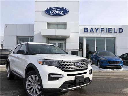 2020 Ford Explorer Limited (Stk: EX20176) in Barrie - Image 1 of 17