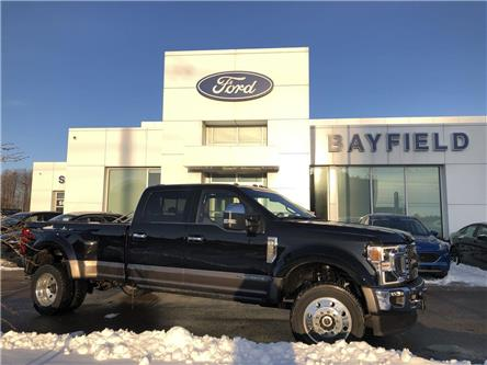 2020 Ford F-450 King Ranch (Stk: FH20167) in Barrie - Image 1 of 19