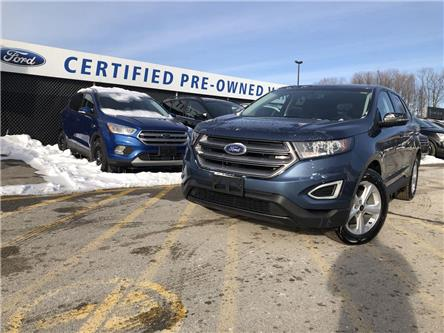 2018 Ford Edge SEL (Stk: P8990) in Barrie - Image 1 of 16