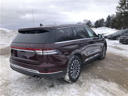 2020 Lincoln Aviator Reserve (Stk: LA20174) in Barrie - Image 2 of 20