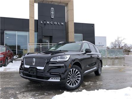 2020 Lincoln Aviator Reserve (Stk: LA20198) in Barrie - Image 1 of 18