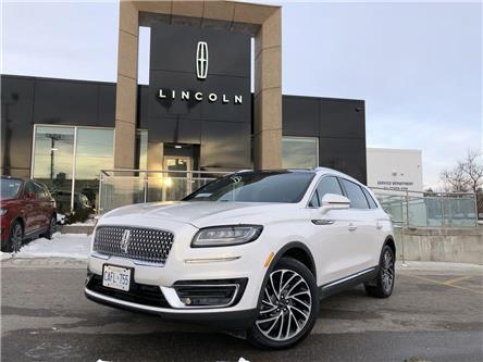 2019 Lincoln Nautilus Reserve (Stk: NT19992) in Barrie - Image 1 of 17