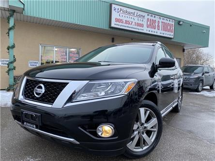 2014 Nissan Pathfinder Platinum (Stk: 611306) in Bolton - Image 1 of 24