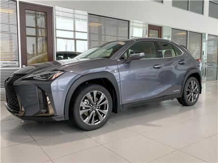 2019 Lexus UX 250h Base (Stk: L900796) in Edmonton - Image 1 of 18