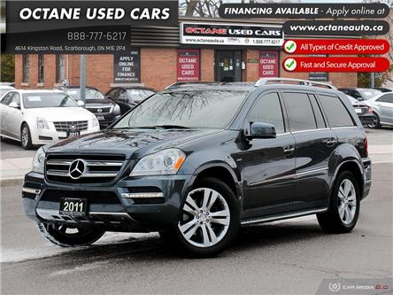 2011 Mercedes-Benz GL-Class Base (Stk: ) in Scarborough - Image 1 of 27