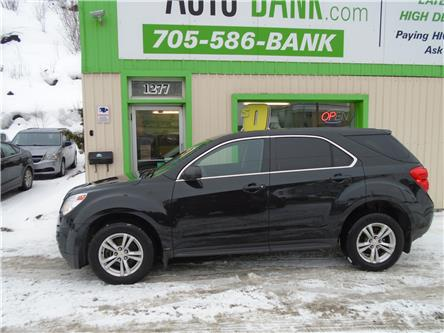 2014 Chevrolet Equinox LS (Stk: ) in Sudbury - Image 1 of 6