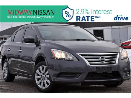 2014 Nissan Sentra 1.8 SV (Stk: LW252719A) in Whitby - Image 1 of 30