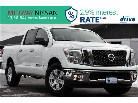 2018 Nissan Titan SV (Stk: KN522991B) in Whitby - Image 1 of 31