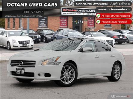 2010 Nissan Maxima S (Stk: ) in Scarborough - Image 1 of 28