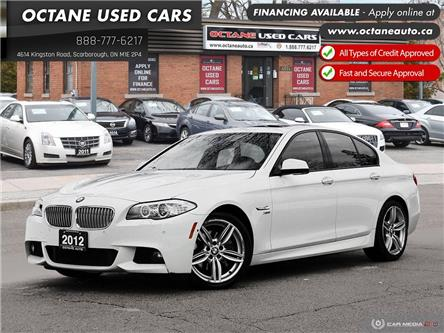 2012 BMW 550i xDrive (Stk: ) in Scarborough - Image 1 of 25