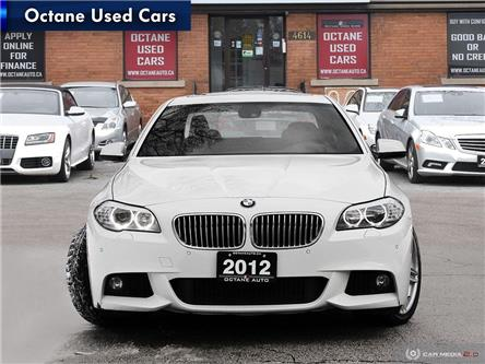 2012 BMW 550i xDrive (Stk: ) in Scarborough - Image 2 of 25