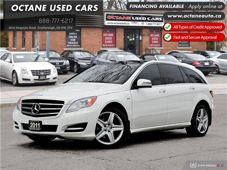 2011 Mercedes-Benz R-Class Base (Stk: ) in Scarborough - Image 1 of 29