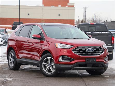 2019 Ford Edge SEL (Stk: 190748) in Hamilton - Image 1 of 29