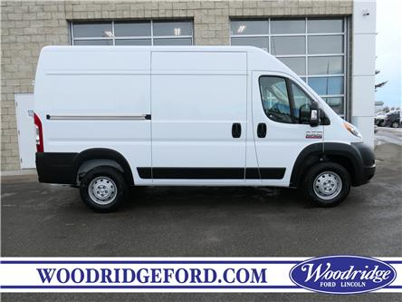 2019 RAM ProMaster 2500 High Roof (Stk: 17416) in Calgary - Image 2 of 21