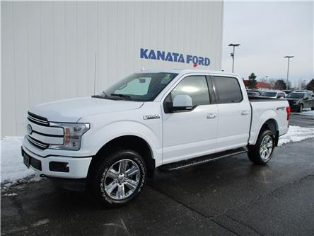 2018 Ford F-150 Lariat (Stk: 19-17421) in Kanata - Image 1 of 24