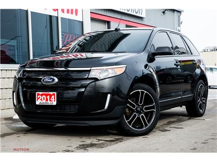 2014 Ford Edge SEL (Stk: 2057) in Chatham - Image 1 of 25