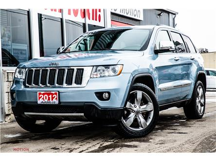 2012 Jeep Grand Cherokee Limited (Stk: 2008) in Chatham - Image 1 of 28