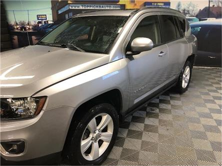 2016 Jeep Compass Sport/North (Stk: 740977) in NORTH BAY - Image 2 of 25