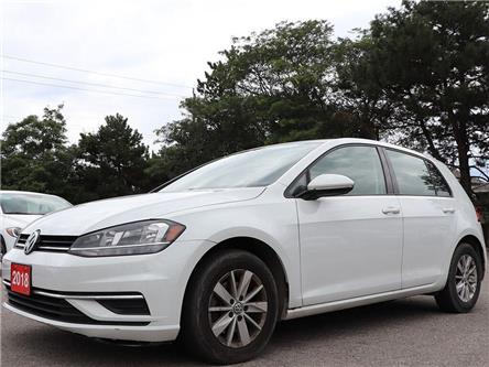 2018 Volkswagen Golf Smartphone tech | Bu cam | Auto | $74 weekly (oac) (Stk: 5466) in Stoney Creek - Image 1 of 19