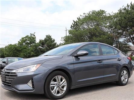 2019 Hyundai Elantra Smartphone tech | Blindspot Detect| Backup Cam (Stk: 5445) in Stoney Creek - Image 1 of 19