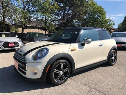 2015 MINI Cooper Hardtop Leather| Heated seats| Bluetooth| Sunroof|Loaded!! (Stk: 5472) in Stoney Creek - Image 1 of 20