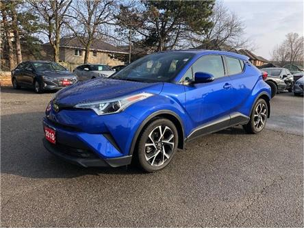 2018 Toyota C-HR XLE | BACK UP CAMERA |HEATED SEATS| LOADED (Stk: 5502) in Stoney Creek - Image 1 of 22