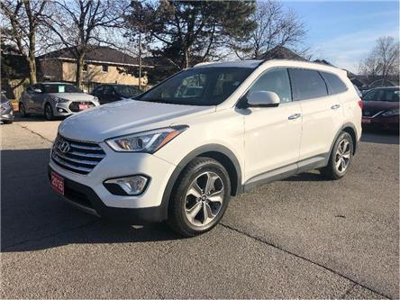 2015 Hyundai Santa Fe HEATED SEATS| 7 PASSENGER | BLUETOOTH!! (Stk: 5492) in Stoney Creek - Image 1 of 20