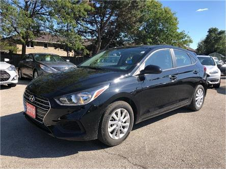 2019 Hyundai Accent Preferred/APPLE CARPLAY/BACKUP CAM/BLUETOOTH (Stk: 5516) in Stoney Creek - Image 1 of 22