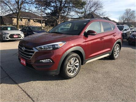 2018 Hyundai Tucson SE AWD| Leather| Pano Roof| Loaded! (Stk: 5517) in Stoney Creek - Image 1 of 23