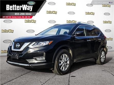 2019 Nissan Rogue AWD SV | PANO ROOF |BLUETOOTH |BACKUP CAM (Stk: 5585) in Stoney Creek - Image 1 of 19